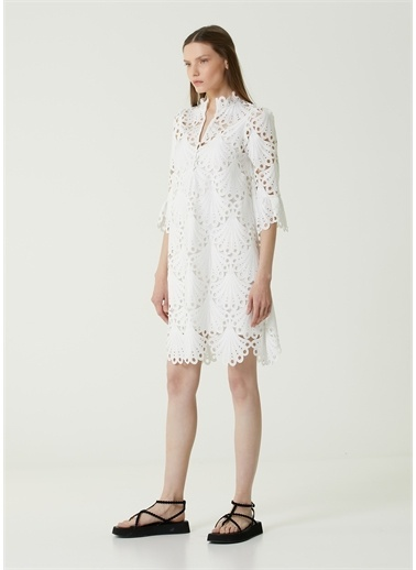 Maje Elbise Beyaz
